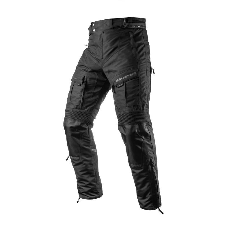 SHIMA RIFT BLACK textílne nohavice