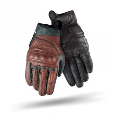 SHIMA CALIBER MEN BROWN pánske klasické rukavice