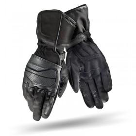 SHIMA D-TOUR WP BLACK pánske nepremokavé rukavice