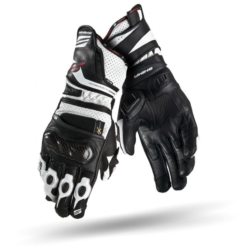 SHIMA RS-1 WHITE rukavice