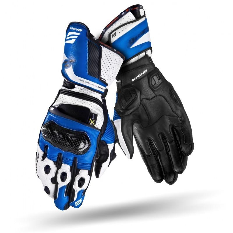 SHIMA RS-1 BLUE rukavice