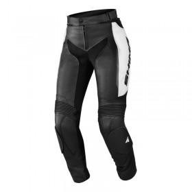 MIURA TROUSERS WHITE dámské kožené nohavice