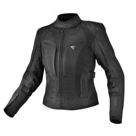 SHIMA VOLANTE BLACK dámska bunda