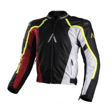 Adrenaline ASYMETRIC textílna športová bunda