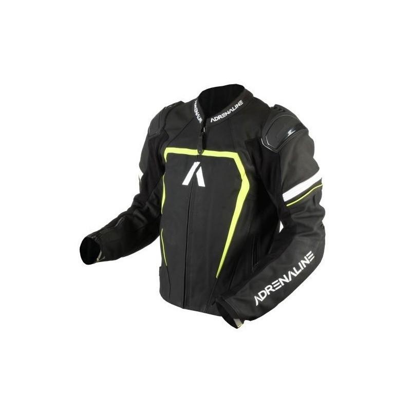 Adrenaline CELTIC HI-VIS kožená bunda