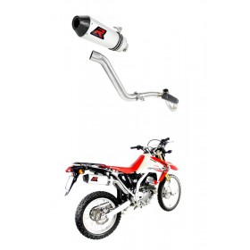 Výfukový systém DOMINATOR Honda CRF 250L 2012-2018 MX2