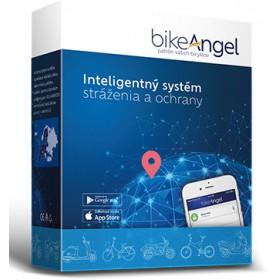BikeAngel GPS systém ochrany motocykla