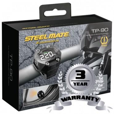 STEELMATE TP-90 PRO signalizátor tlaku pneu