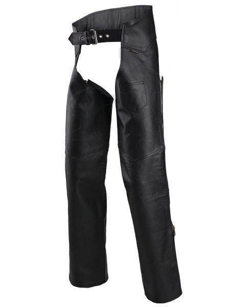 18f41eabb Adrenaline CHAPS kožené návleky na nohavice   LVMOTO motoshop
