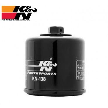 KN-138 K&N olejový filter
