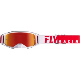FLY ZONE PRO Red/White okuliare