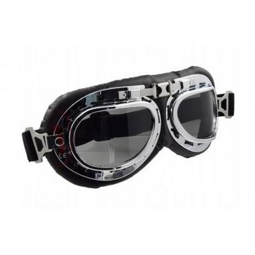 Okuliare VETERAN T01 chróm