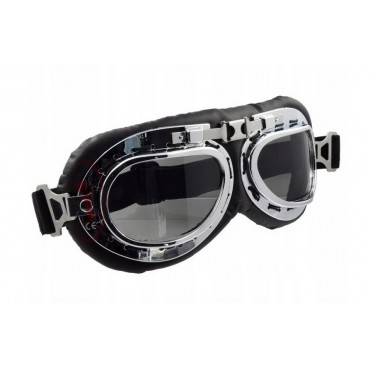 Okuliare VETERAN TL01 chróm