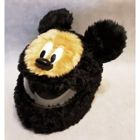 Návlek na prilbu MICKEY MOUSE čierny