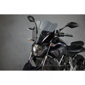 Plexi štít NAKED Yamaha MT-07 14-16