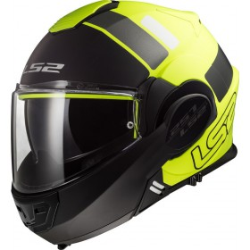 Prilba LS2 FF399 Valiant PROX matt black yellow