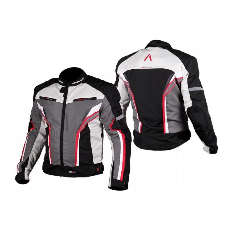 Adrenaline SOLA RED 2.0 textílna bunda