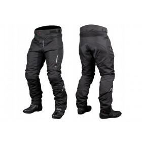 Adrenaline SOLDIER black textílne nohavice