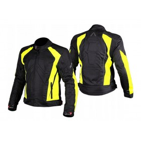 ADRENALINE SHIRO 2.0 BLACK HI-VIS bunda