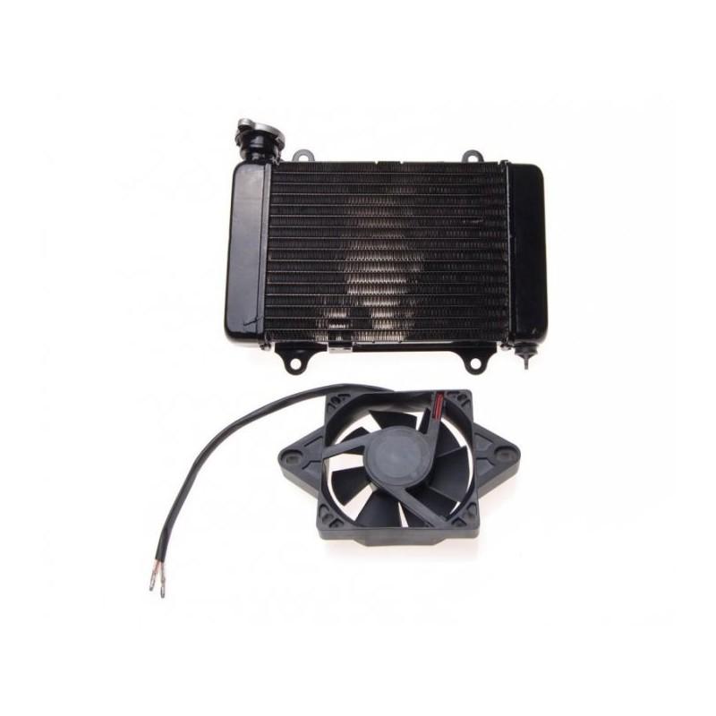 Chladič vody ATV 200 s ventilátorom