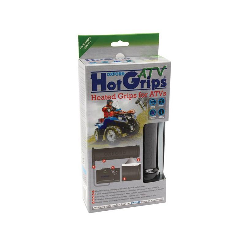 Vyhrievané gripy OXFORD Essential ATV OF769