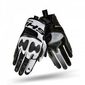 SHIMA BLAZE WHITE rukavice