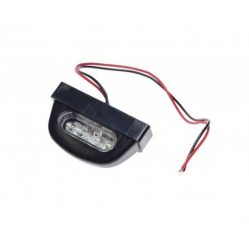 LED osvetlenie ŠPZ AM15L13 na motorku