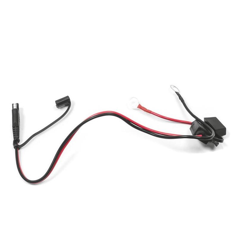 Predĺžovacie nabíjacie káble SAE na baterku