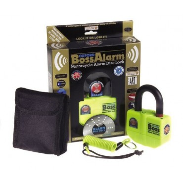 OXFORD OF3 BOSS alarm