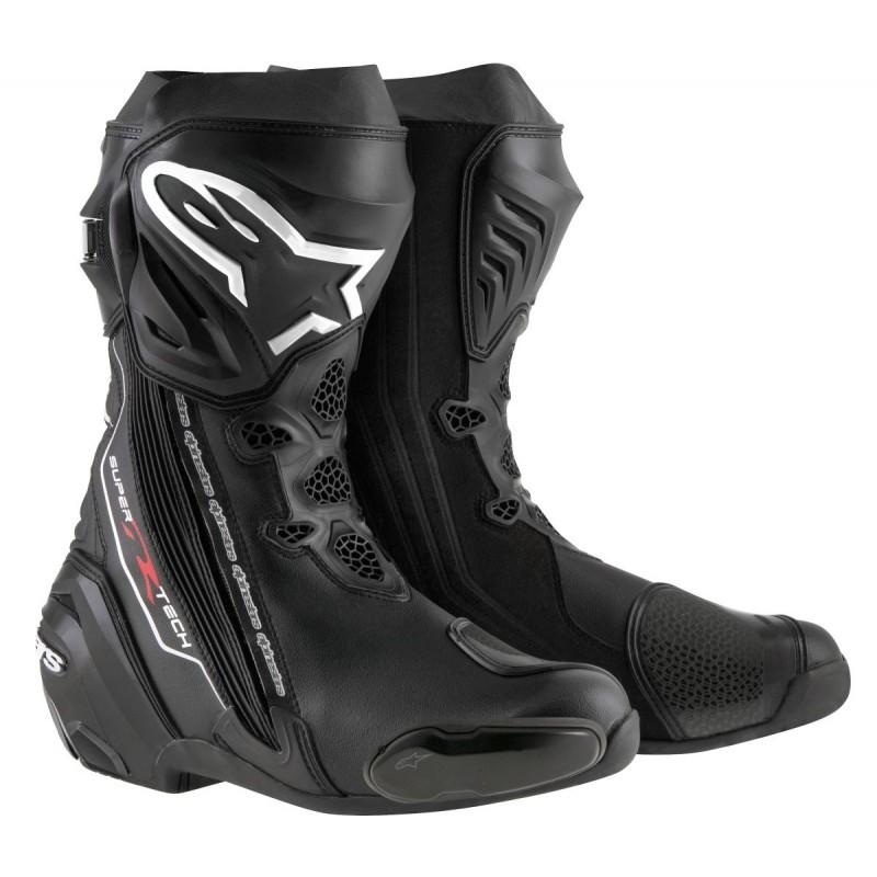 Alpinestars SUPERTECH R čierne športové čižmy