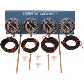 Synchronizátor karburátorov M71-1101