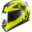 Prilba LS2 FF352 Rookie FAN Hi-Vis Yellow