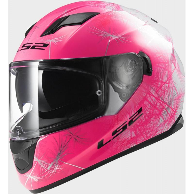 Prilba LS2 FF320 Stream WIND white pink