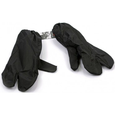 ADRENALINE STEAMHEAD BLACK návleky na rukavice