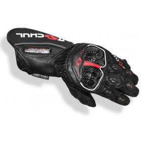 Tschul 250 kožené rukavice čierne