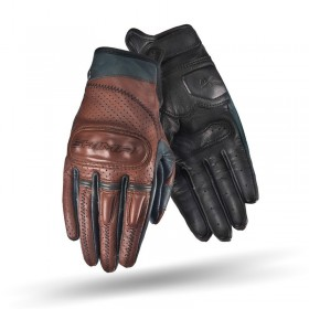 SHIMA CALIBER LADY BROWN dámske hnedé kožené rukavice