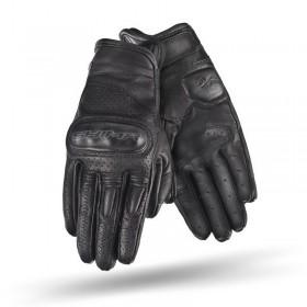 SHIMA CALIBER LADY BLACK dámske čierne kožené rukavice