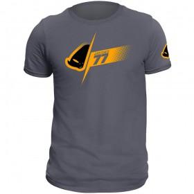UFO T-SHIRT ALIEN GREY TG pánske tričko s potlačou