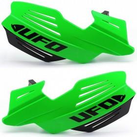 UFO VULCAN univerzálne chrániče páčok - zelené KX