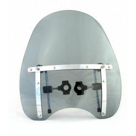 Plexi štít CHOPPER WS-1 SMALL jemne tienený