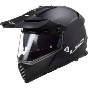 Prilba LS2 MX436 PIONEER EVO SOLID matt black