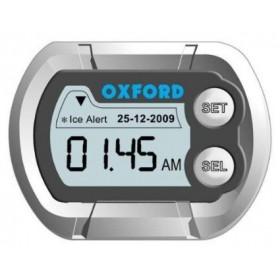 Mikrohodiny a teplomer Oxford OX562