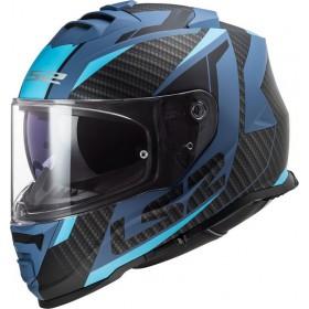 Prilba LS2 FF800 STORM RACER matt blue