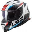 Prilba LS2 FF800 STORM RACER blue red