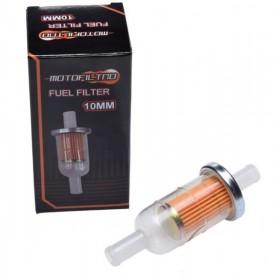 Palivový filter 10mm HONDA YAMAHA