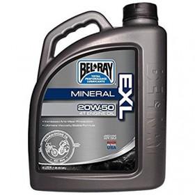 BEL RAY EXL Mineral 4T 20W50 4L motorový olej
