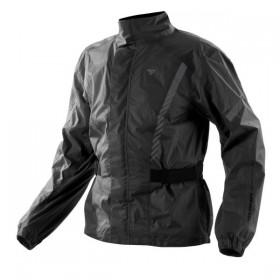 SHIMA HydroDry BLACK nepremokavá bunda