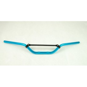 Riadítka ENDURO 22mm ALUMINIUM modré 800x85