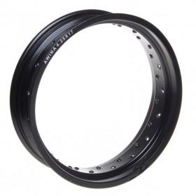 AWINA 17x4,25 hliníkový ráfik kolesa SUPERMOTO čierny