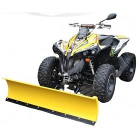 Snežná radlica CAN AM RENEGADE 1000 predná montáž G2 150cm, žltá CLICK&GO